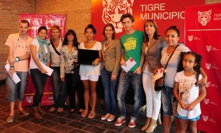 Los chicos de Tigre Educa, comprometidos con el medio ambiente