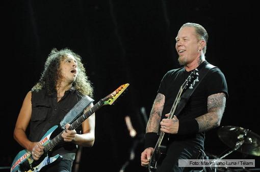 Metallica arrasó con las murallas del Estadio Único