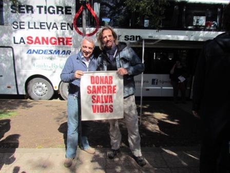 con la presencia del Intendente Julio Zamora y el actor Facundo Arana
