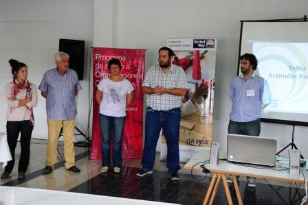 El programa Nacer Aprendiendo comenzó su segunda etapa junto a los vecinos de Tigre