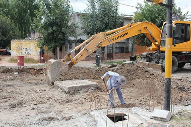 Construyen dos sumideros en Boulogne