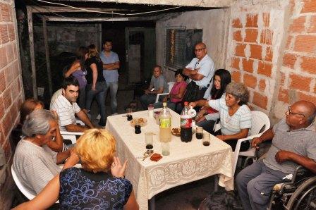 Se conformó el Consejo de Barrio en San José, Troncos del Talar