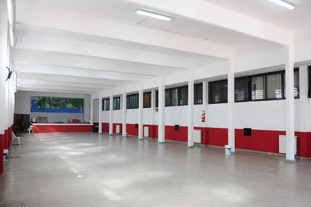 Realizan obras para poner a punto las escuelas de Tigre