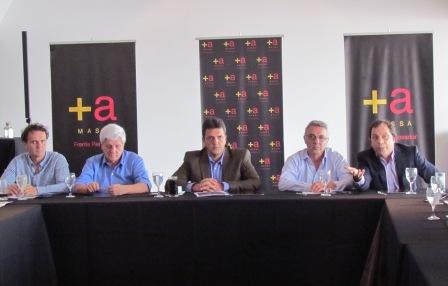 Sergio Massa reunió con intendentes de Buenos Aires para dialogar sobre diversos temas de gestión como la seguridad y la inflación