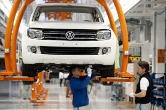 Volkswagen paraliza la planta de Pacheco y produce 4000 suspensiones