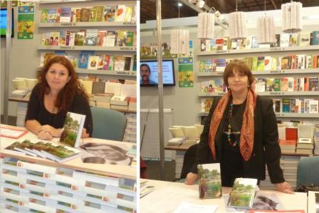 """La Antología """"Tigre, San Fernando y sus Escritores"""", fue todo un éxito en la Feria del Libro"""