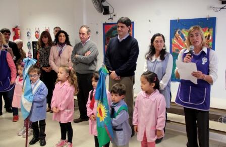 Se reinauguró el Jardín de Infantes Municipal Nº 9, de Vicente López con reformas, refuncionalización y jornada completa