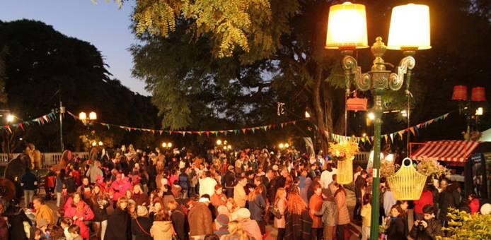 Con un gran show, San Isidro celebra sus fiestas patronales
