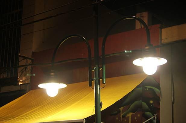 Nuevas luminarias en centros comerciales de San Isidro
