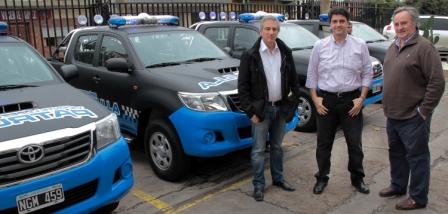 Intendentes reclamaron a Scioli y a la Nación el tratamiento de la ley de policía municipal