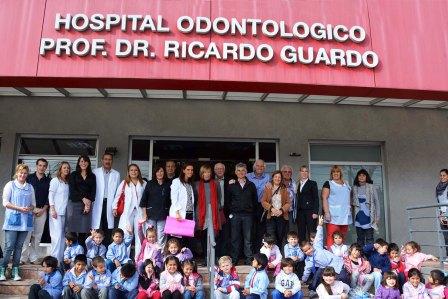 El Hospital Odontológico de Tigre festejó su 2° Aniversario
