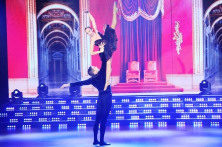 Gran regreso de Eleonora Cassano al clásico en Showmatch