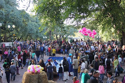 San Isidro festejó el día de su santo patrono