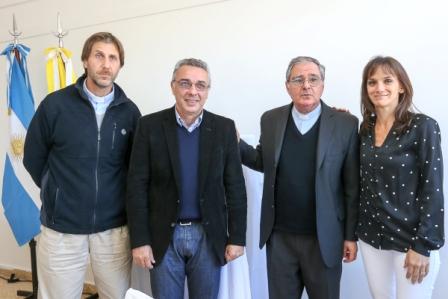 Tigre continúa con la gestión asociada junto al Obispado de San Isidro