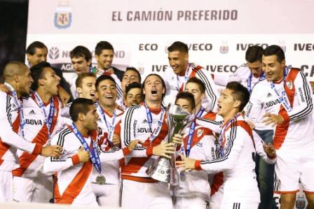 River goleó a Quilmes y es el campeón del Torneo Final
