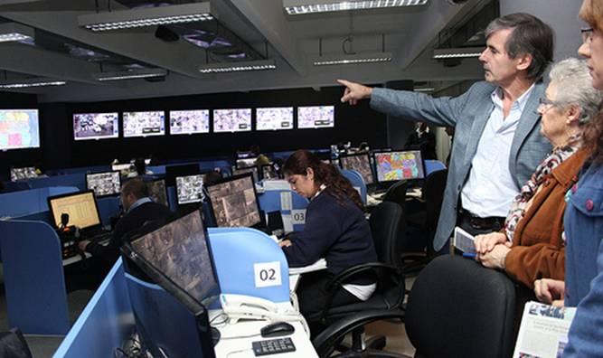 Concejales de Cañuelas elogiaron el sistema de seguridad de San Isidro