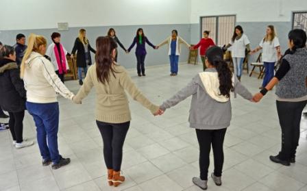 San Fernando realizó el último encuentro de Preparación Integral para la Maternidad