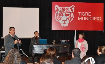 Continúa en Tigre el ciclo cultural Arte + Arte