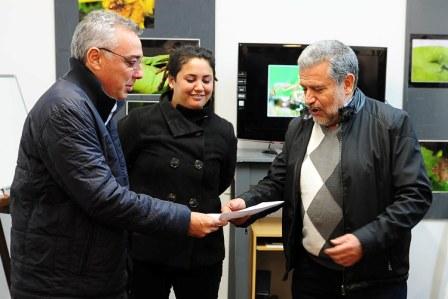 Tigre entregó subsidios al Fotoclub del distrito