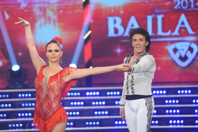 aximiliano Guerra y Patricia Bacca Urquiza recrearon Torero