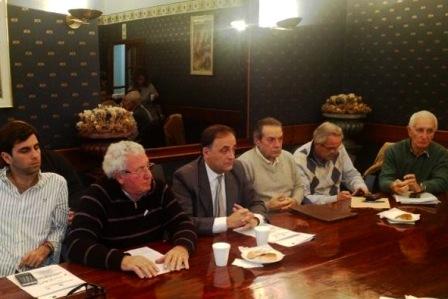 Concejales del Frente Renovador de Tigre abordaron la problemática del Río Lujan