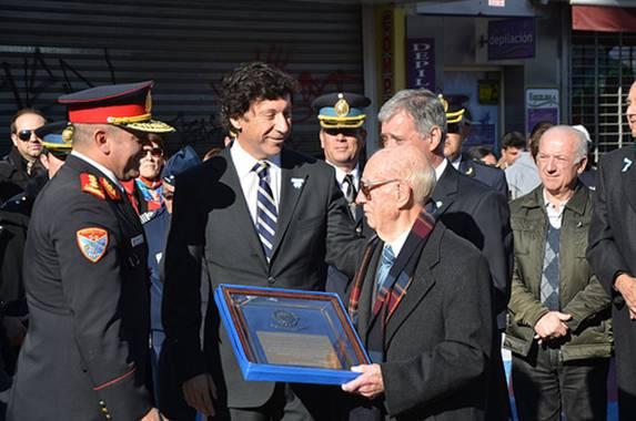 Se conmemoró la Revolución de Mayo en San Isidro