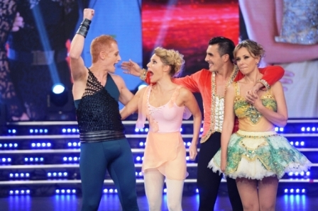 Bailando 2014: Evelyn Bon Brocke fue eliminada en el clásico