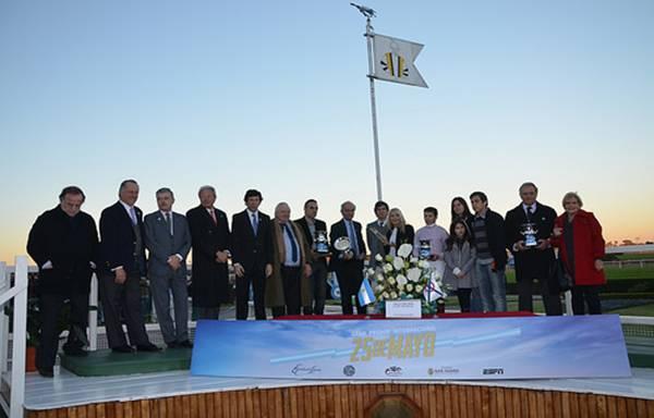 Se corrió el Gran Premio Internacional 25 de mayo en San Isidro