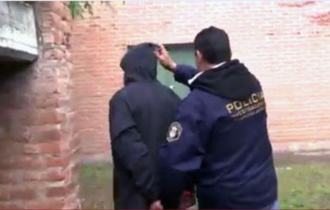 Un hombre de 28 años fue detenido acusado de haber asaltado y golpeado el miércoles a un fiscal en su casa de la localidad bonaerense de San Fernando