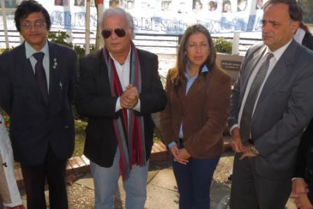En Tigre se homenajeó a Carolina Aló a 18 años de su muerte