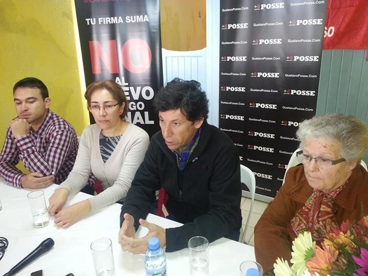 El intendente de San Isidro, Gustavo Posse, visitó la localidad bonaerense de Cañuelas