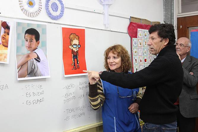 Comenzaron los talleres para prevenir el bullying en escuelas de San Isidro