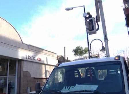 Las cámaras de San Fernando ya cubren por completo la av. Avellaneda, principal arteria de Virreyes