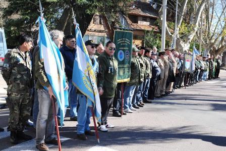 Tigre recordó el Día de la Máxima Resistencia