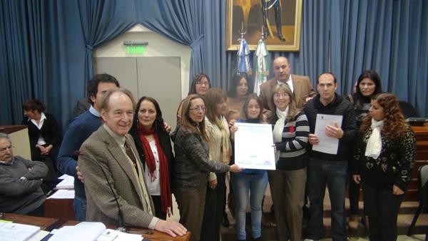 El Concejo Deliberante de San Isidro expresó su apoyo al fiscal Campagnoli