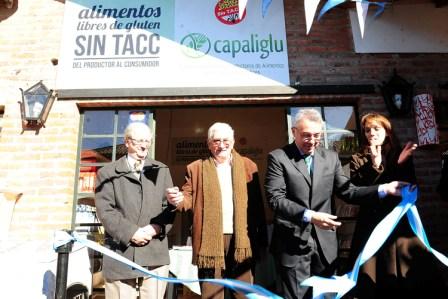 Inauguran un local con productos para celiacos en Tigre