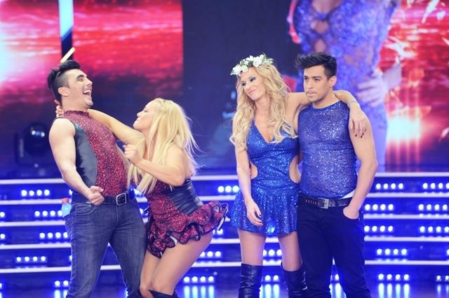 Yanina Latorre fue eliminada de Bailando 2014