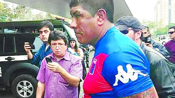 Detuvieron en Brasil al jefe de la barra de Tigre