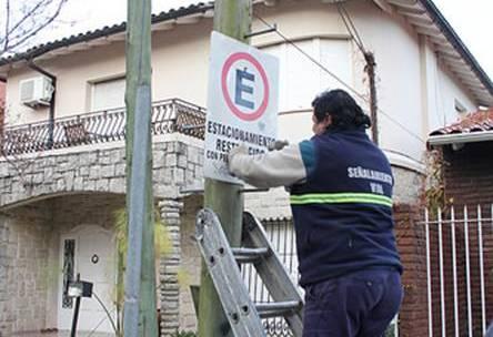 Nuevos estacionamientos restringidos  en calles de San Isidro