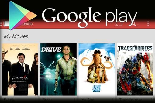 Google Play Movies, una plataforma gratuita de películas
