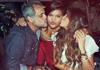 Jorge Rial y Loly Antoniale reconciliados