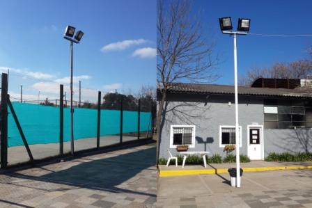 Los Polideportivos de Tigre se preparan para las Colonias de Invierno