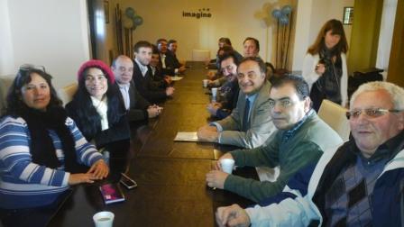 Concejales de Tigre continúan con su reclamo por el Río Lujan
