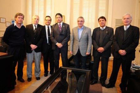 A través de un convenio, el Municipio estableció una mesa de enlace con el Consejo Profesional de Ciencias Ecónomicas