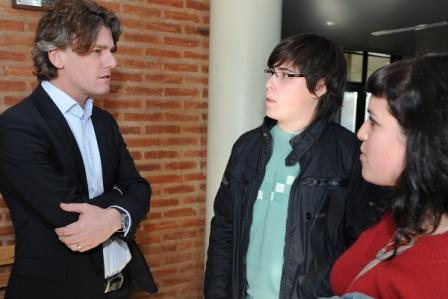 a capacitación que encabezó el vicepresidente ejecutivo del Grupo Provincia y especialista en análisis financiero y comunicación Nicolás Scioli.