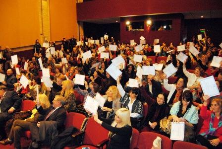 Hay 135 nuevos mediadores comunitarios en Vicente López