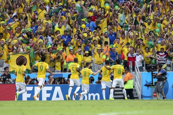 Brasil y Alemania se jugarán el martes el paso a la final