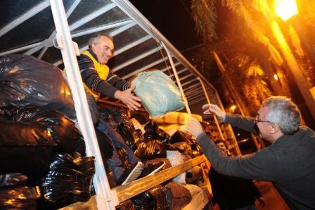 Tigre ayuda a los damnificados por las inundaciones en Misiones