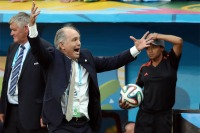 """Sabella: """"cumplimos con el objetivo de meter a argentina entre los cuatro mejores"""""""