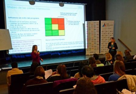 El Municipio de San Fernando y la empresa IBM brindaron una capacitación sobre Gestión de Proyectos para Organizaciones de la Sociedad Civil